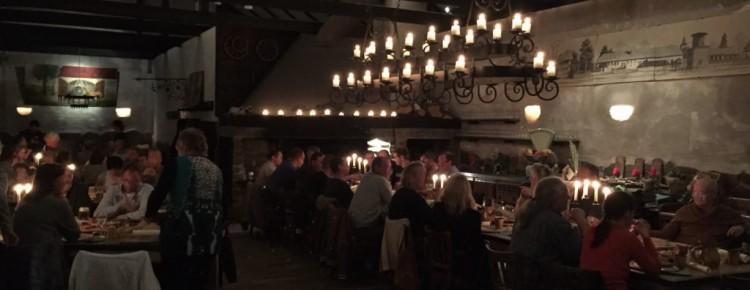 Rittermahl auf Schloss Diedersdorf