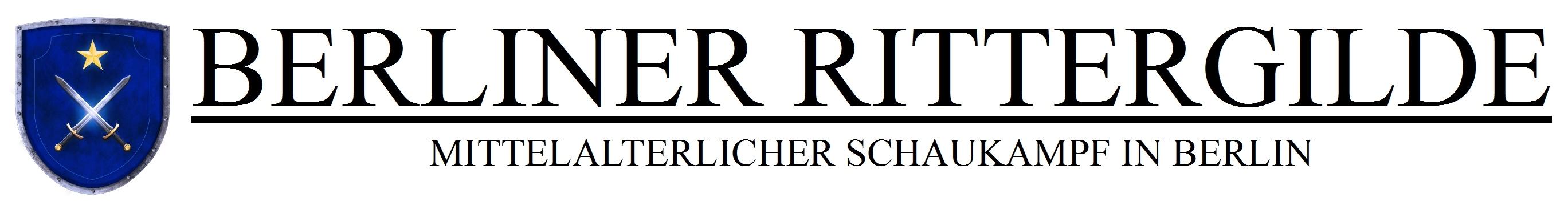 Berliner Rittergilde – der mittelalterliche Schaukampf Verein